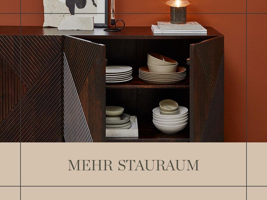 Schicke Storage-Möbel