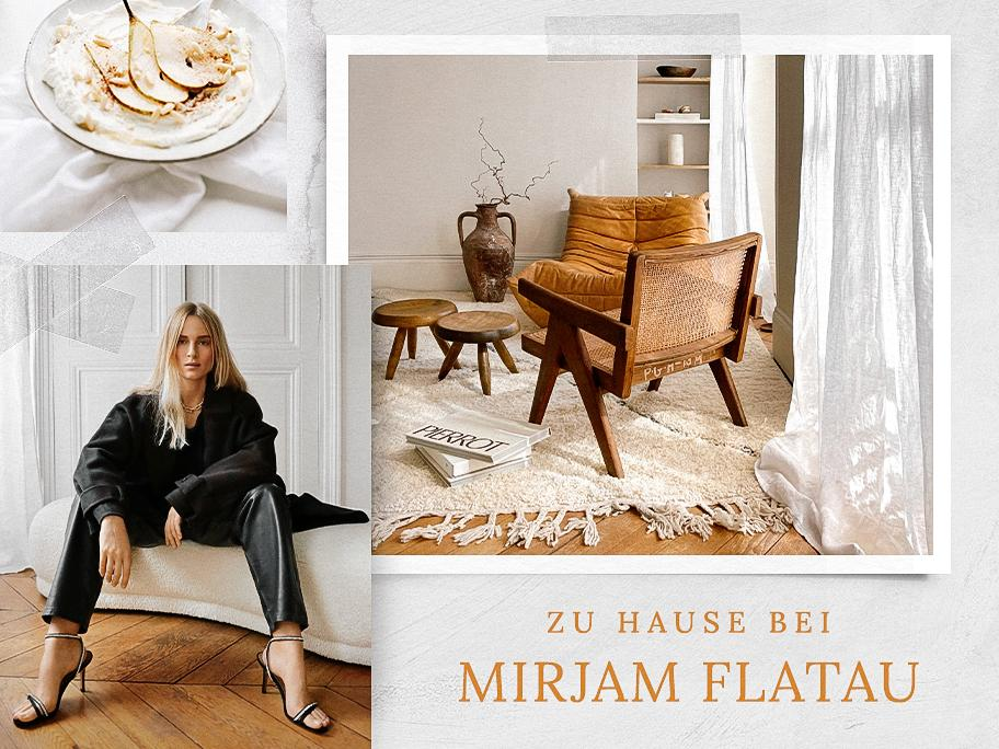 Bei Mirjam Flatau in Paris