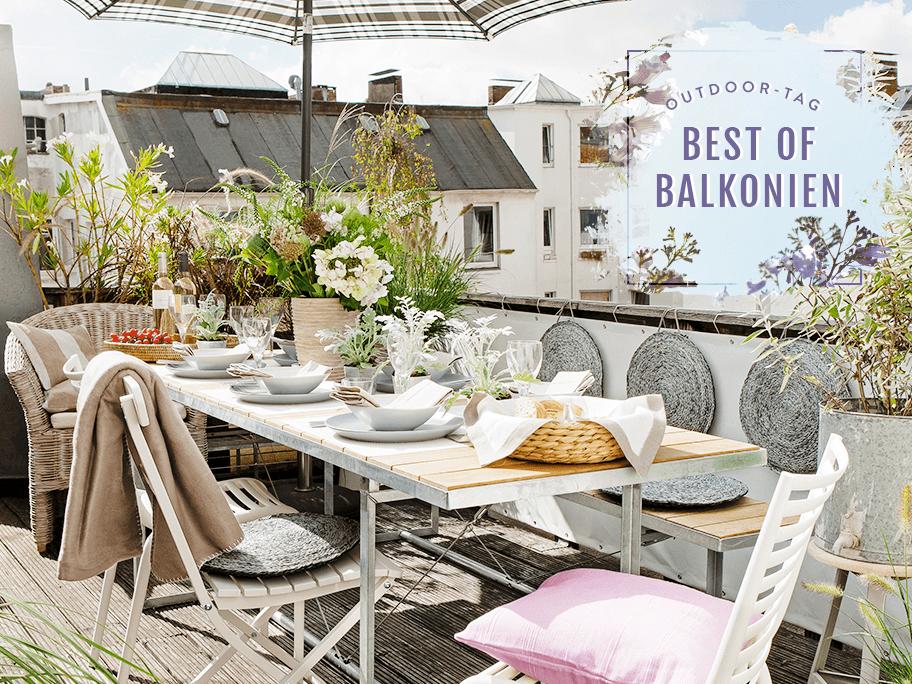 Best of Balkonien