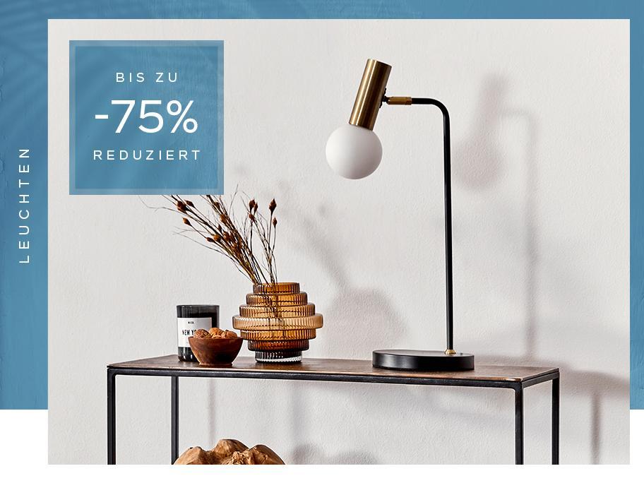 Leuchten mit bis zu -75%