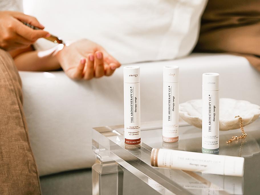 Aromatherapie-Öl-Roller