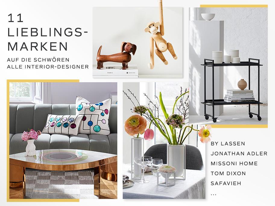 11 Designer-Lieblingsmarken
