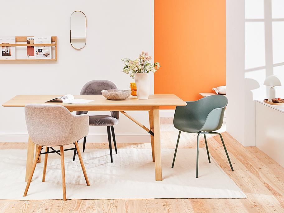 3 Stühle für ein Wow