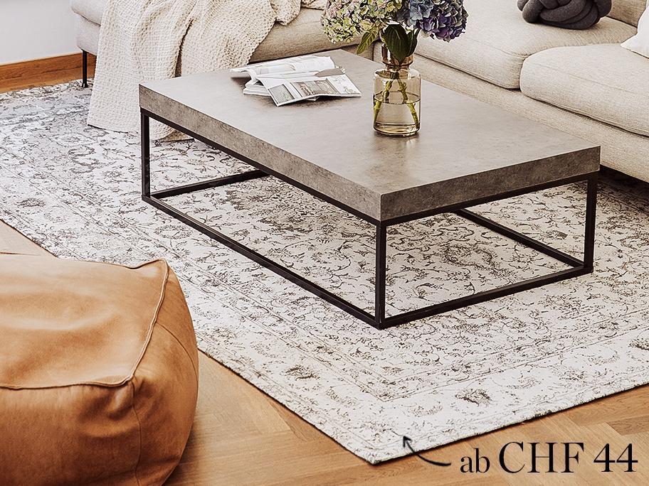 Vintage-Style-Teppiche