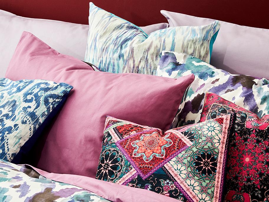 Home-Textilien mit Wow-Effekt