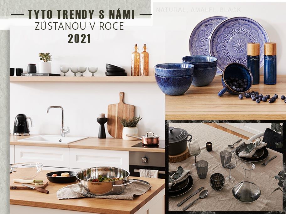 10 kuchyňských trendů 2020...