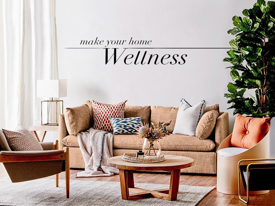 6 kroků k domácímu wellness