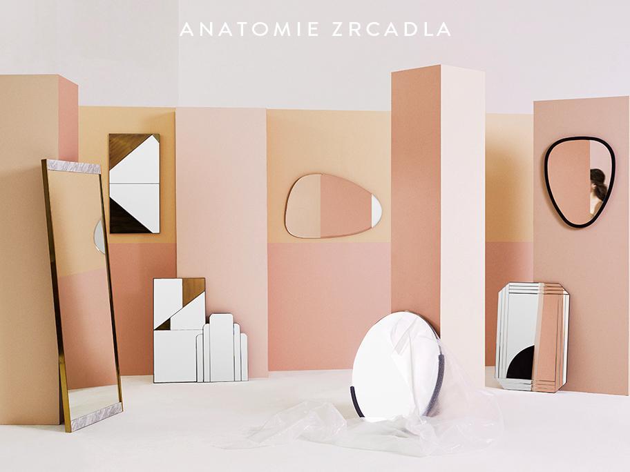 Anatomie zrcadla