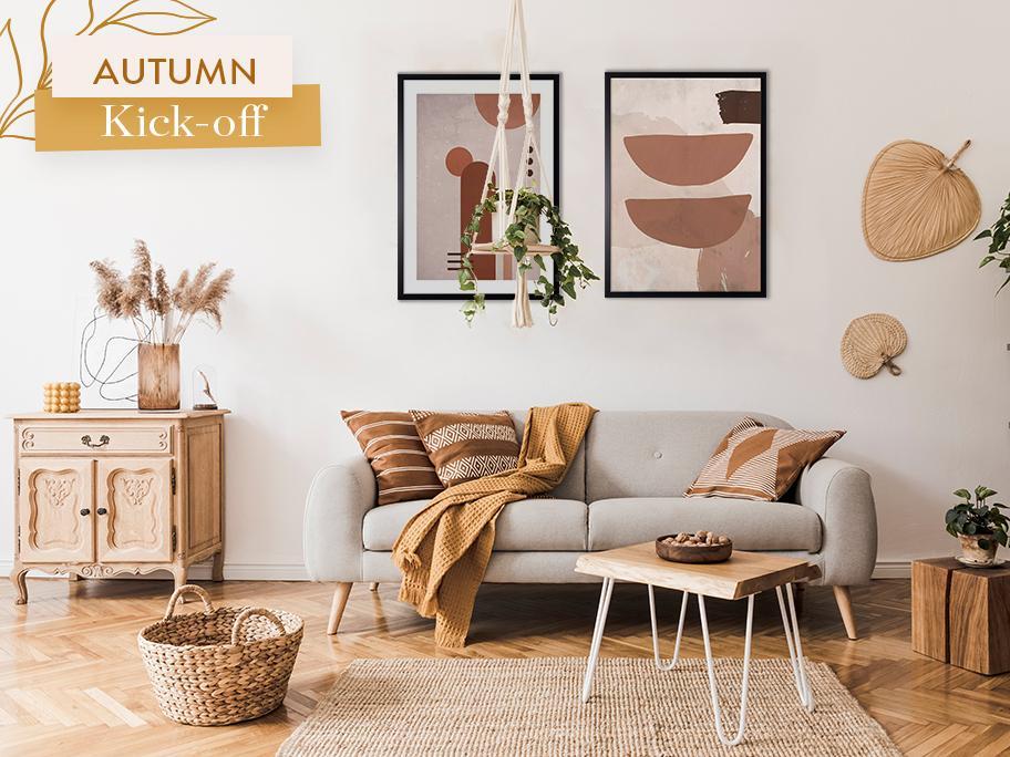 Autumn Home Sanctuary