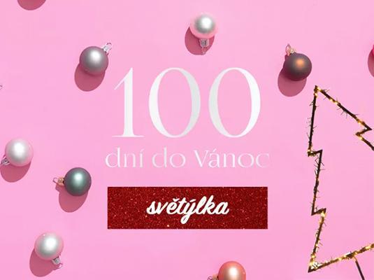100 dní do Vánoc: světýlka