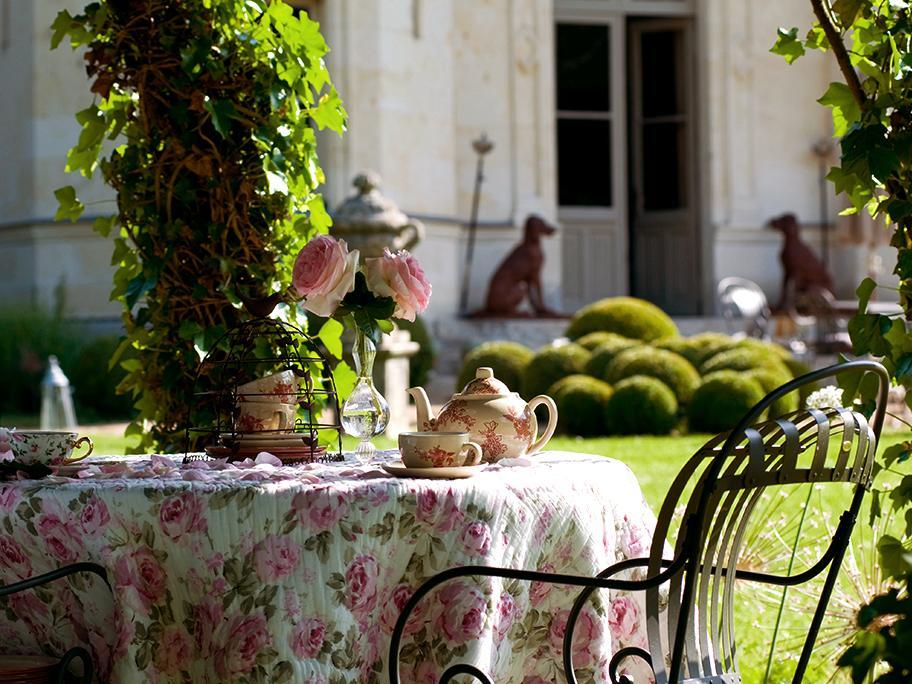Zahrada jako British Backyard