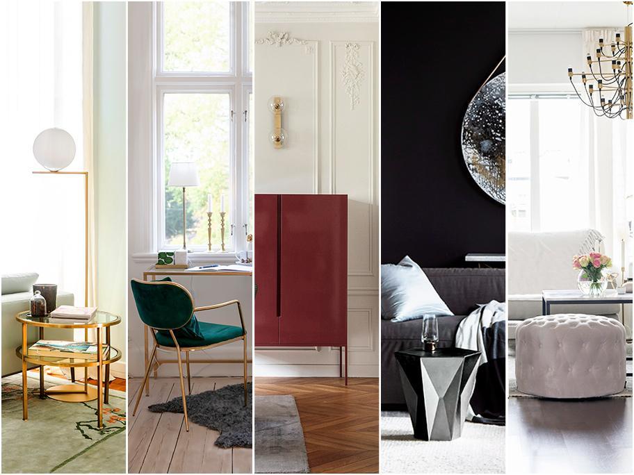 5 barev luxusu