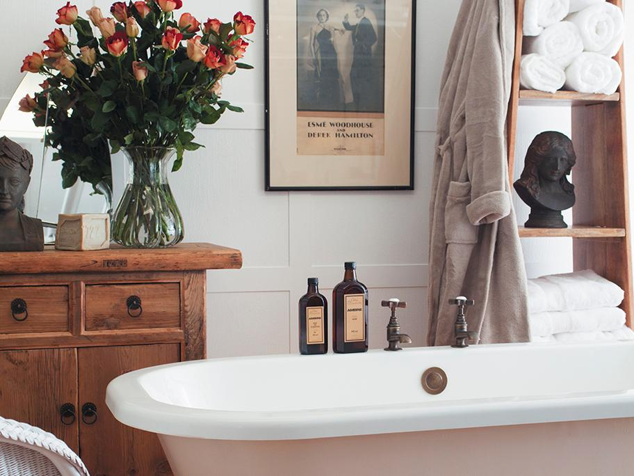 Koupelna Grandmillennial