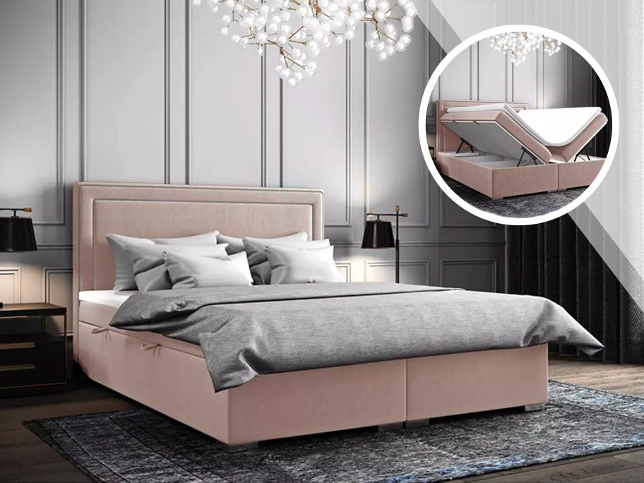 2 in 1: Bed & Storage