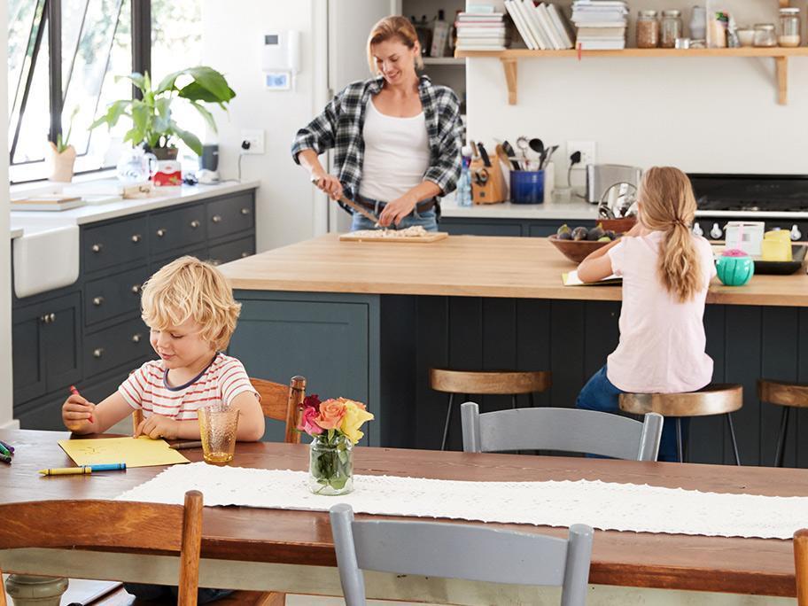 Více rodinná kuchyně