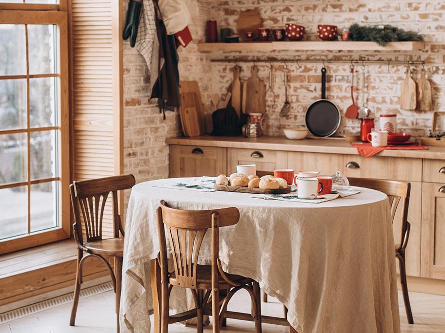 Kuchyně Modern Farmhouse