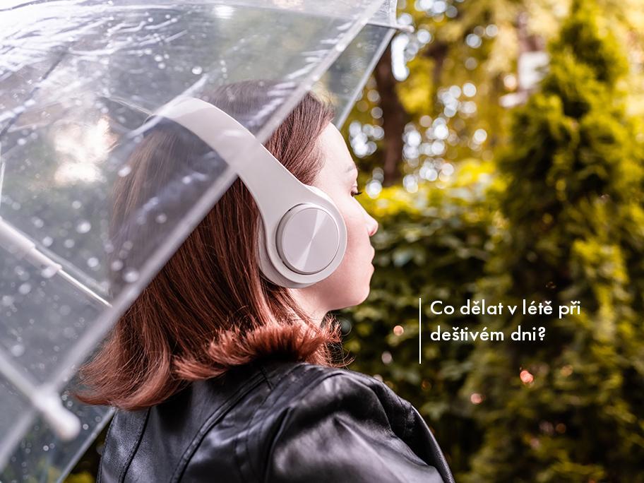 8 nápadů na deštivý den