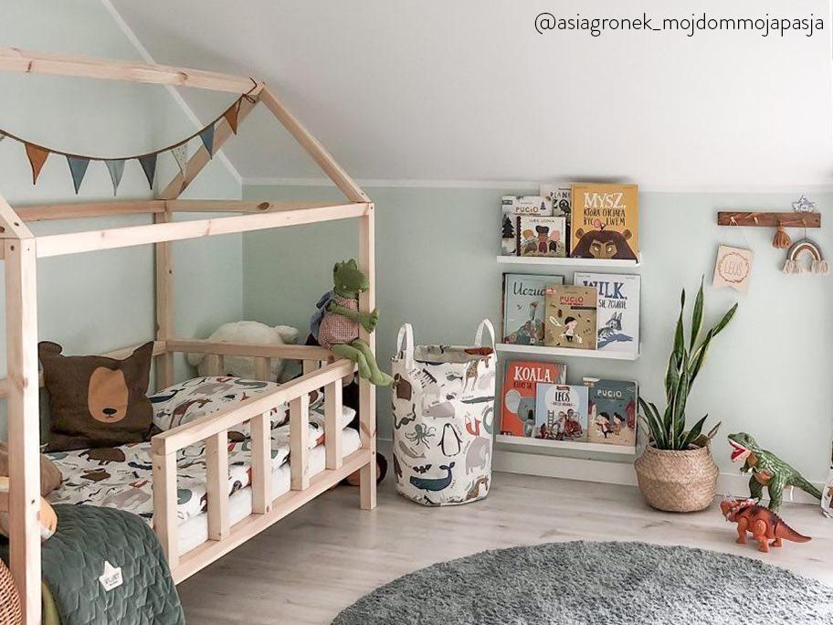 Dětský pokoj jako z Instagramu