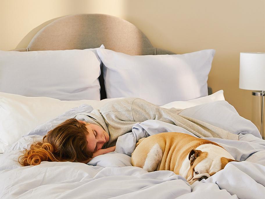 Bettwäsche aus 100% Leinen