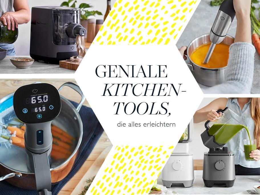 4 ultimative Kitchen-Tools