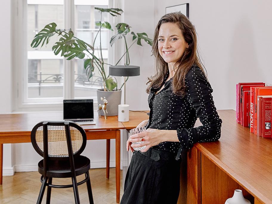 Zu Hause bei Anja Knauer