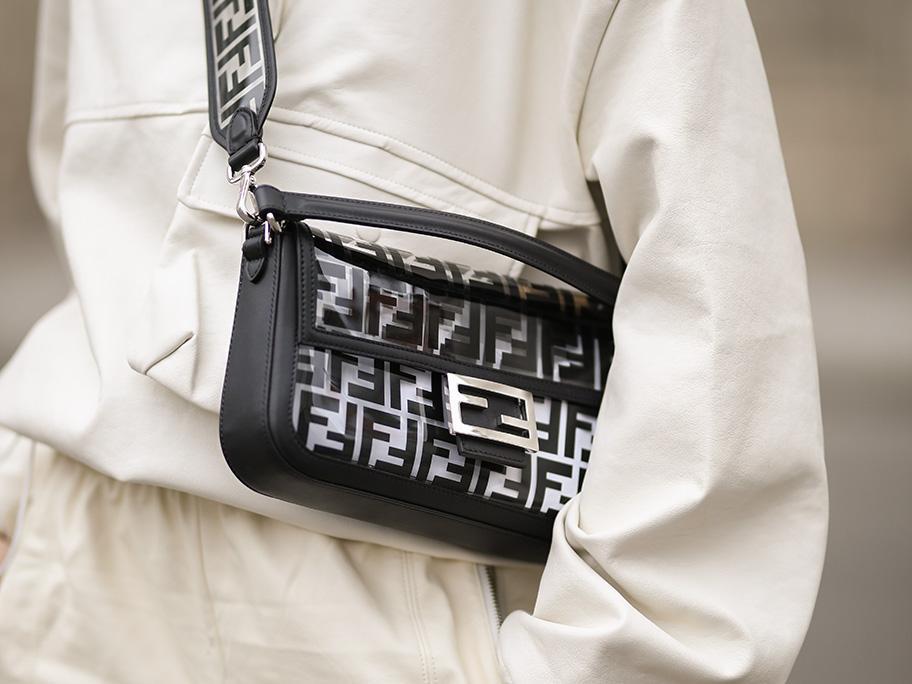Vintage-Trend: Baguette-Bag