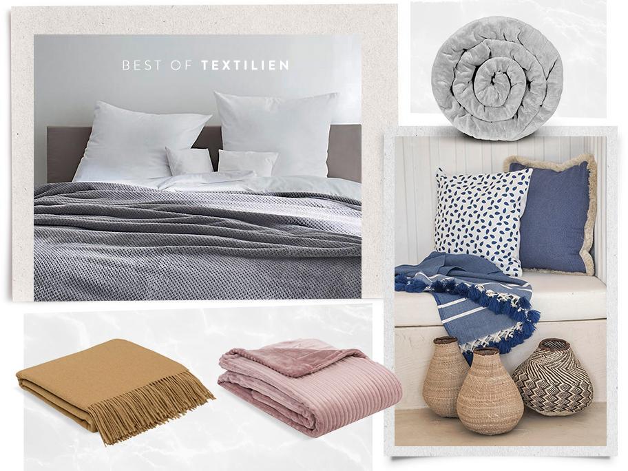 Unsere Besten: Textilien