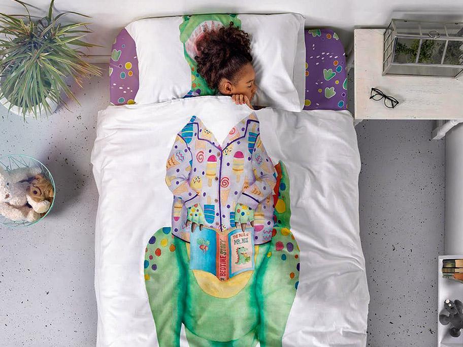 Bettwäsche für kleine Träumer