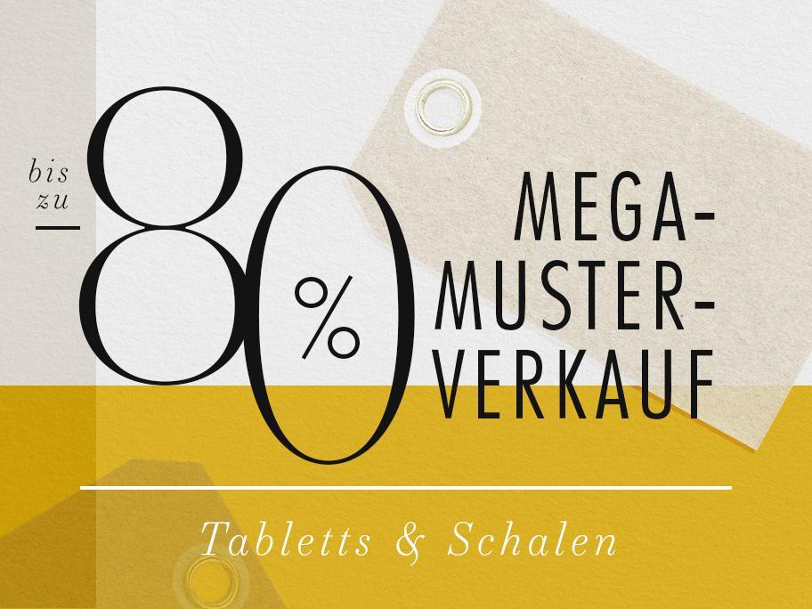 Tabletts & Schalen