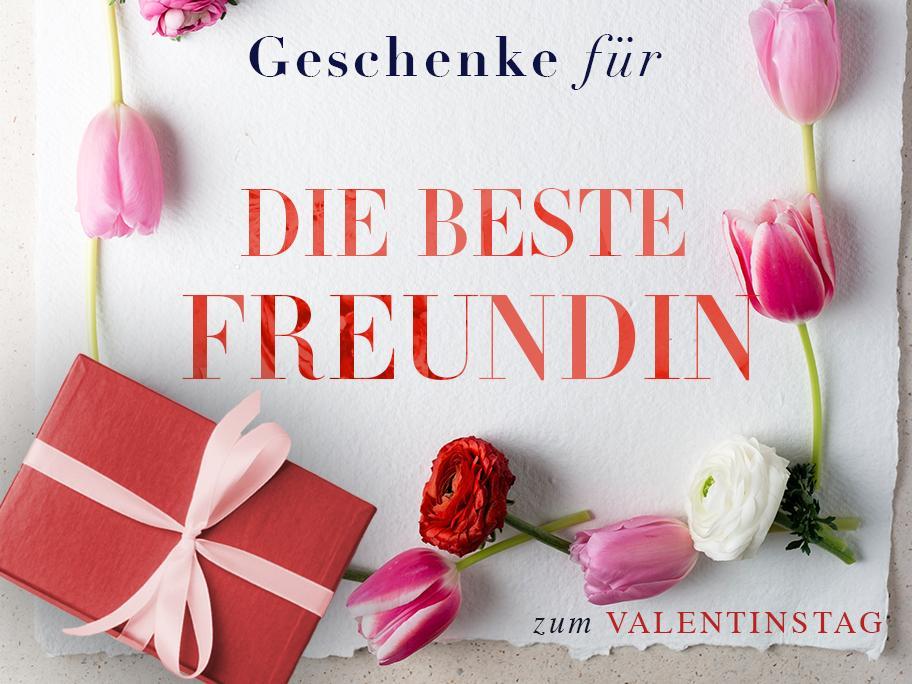 Geschenke für die Freundin