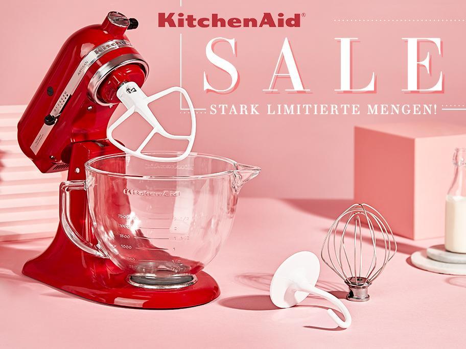 KitchenAid & Zubehör bis -80%