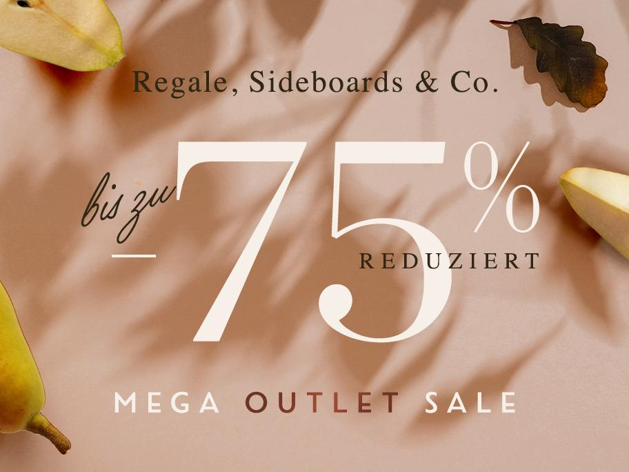 Regale, Sideboards & Co.