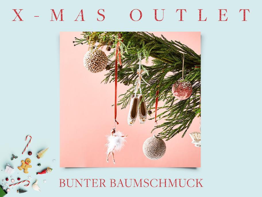 Bunter Baumschmuck
