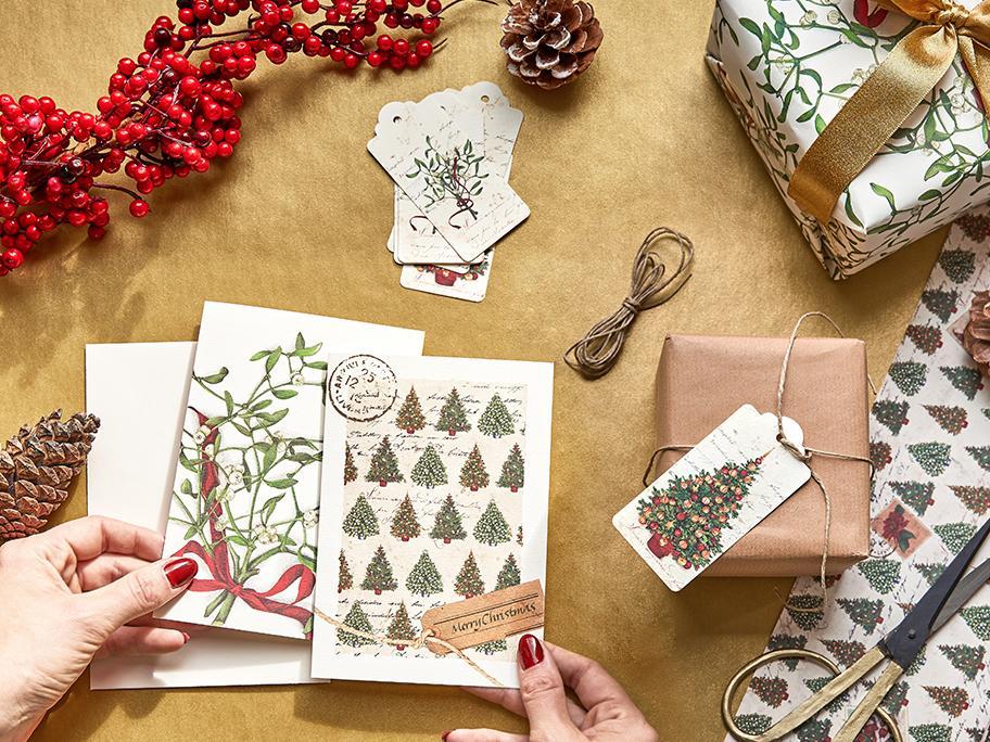 Geschenke schön verpacken
