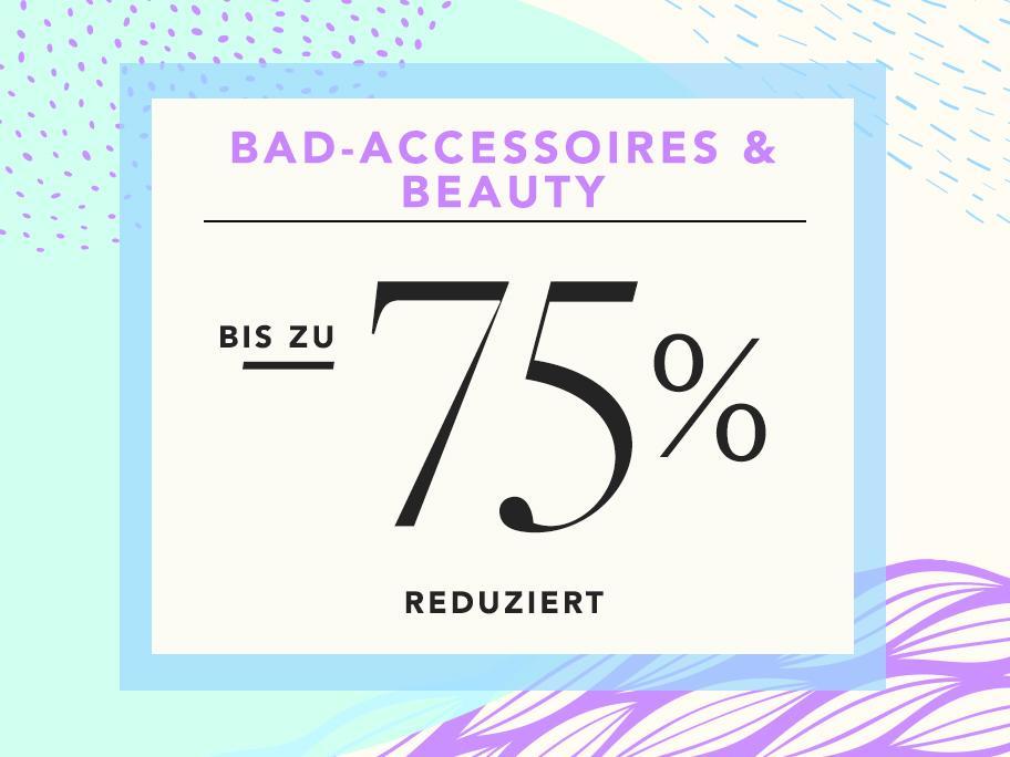 Bad-Accessoires & Beauty