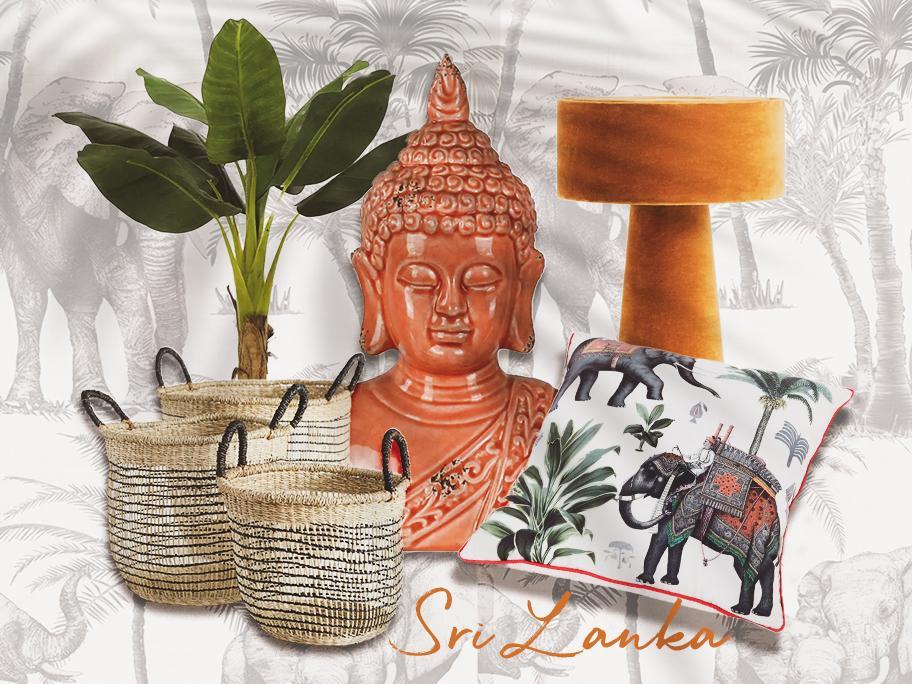 Atemberaubendes Sri Lanka