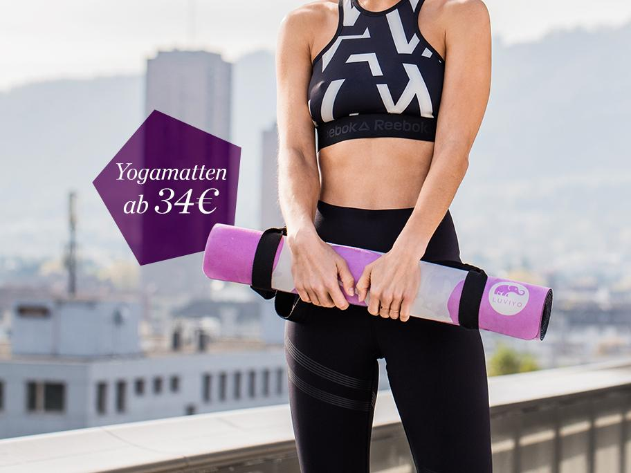 Yoga- & Loungewear