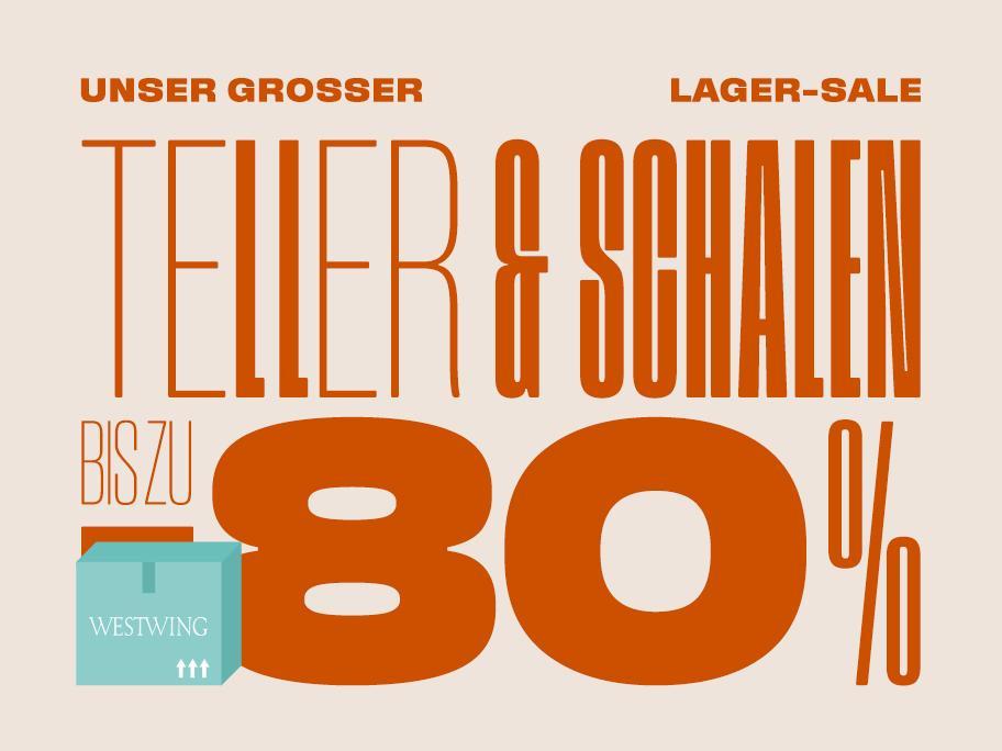 Teller & Schalen