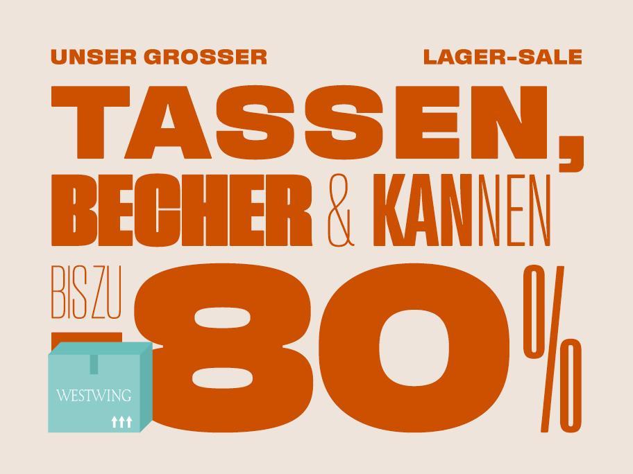 Tassen, Becher & Kannen