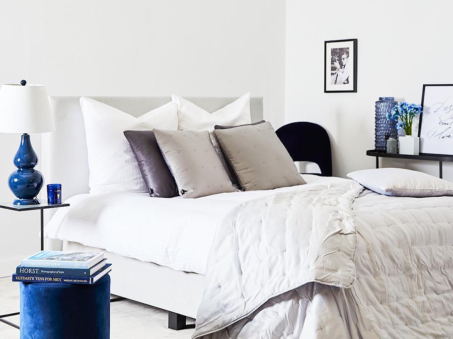 Bettwäsche für Minimalisten