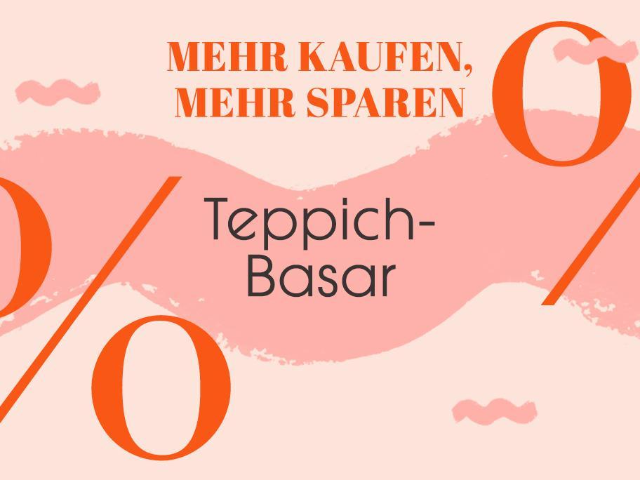 Teppich-Basar