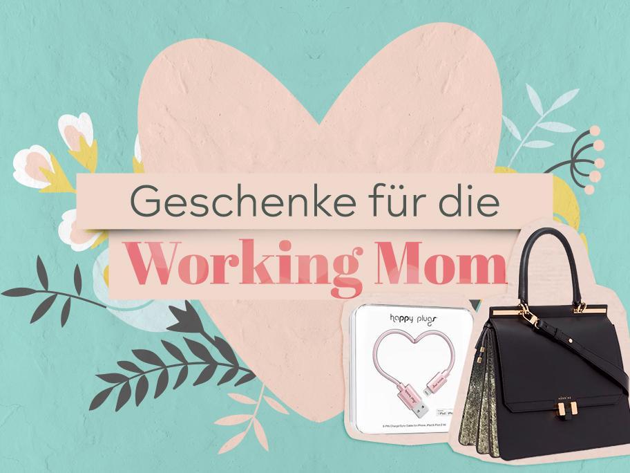 Geschenke für die Working Mom