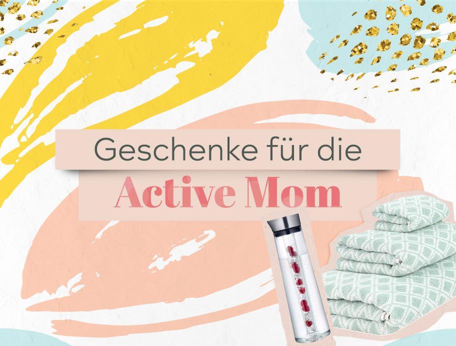 Geschenke für die Active Mom