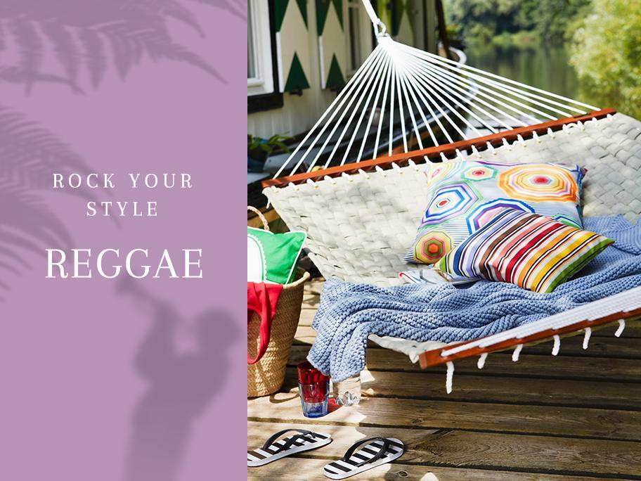 Relaxt wie Reggae
