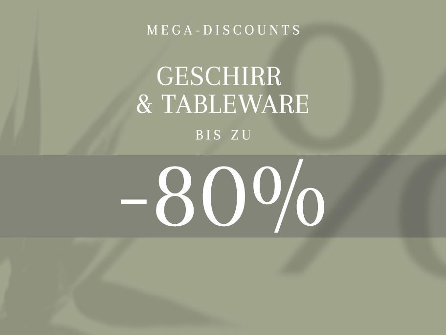 Geschirr & Tableware