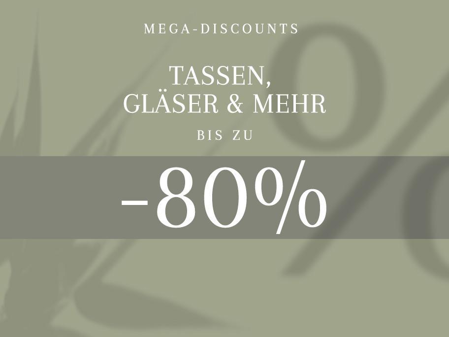 Tassen, Gläser & Accessoires