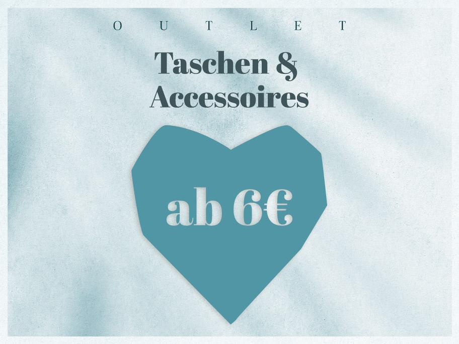 Taschen-Outlet ab 6 €