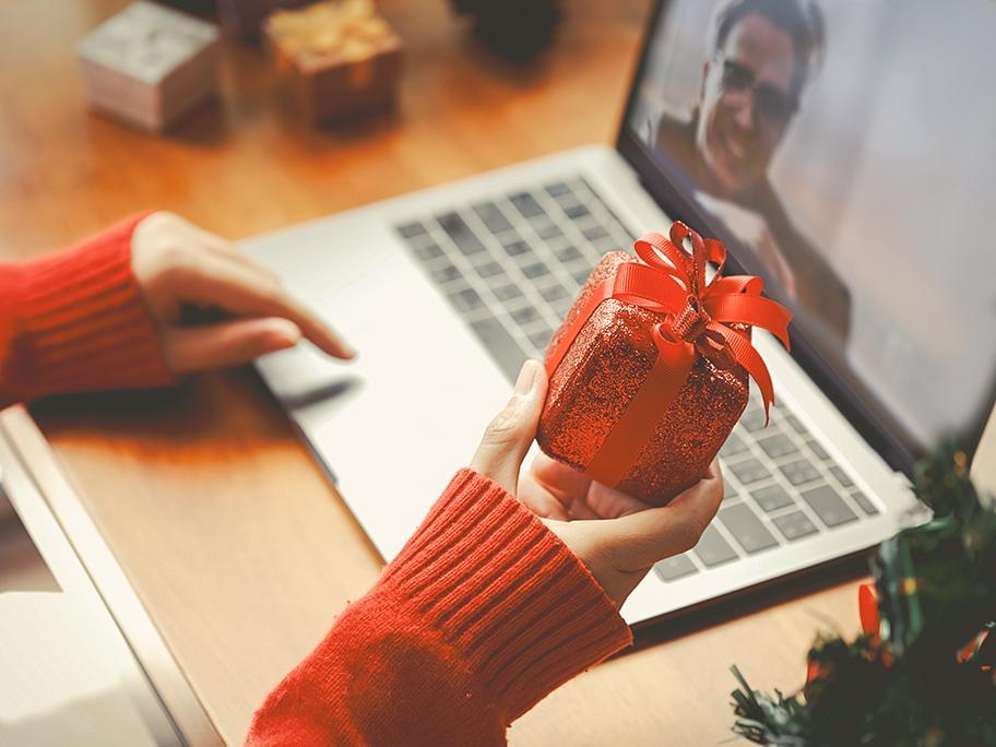 Virtueller Weihnachtsabend