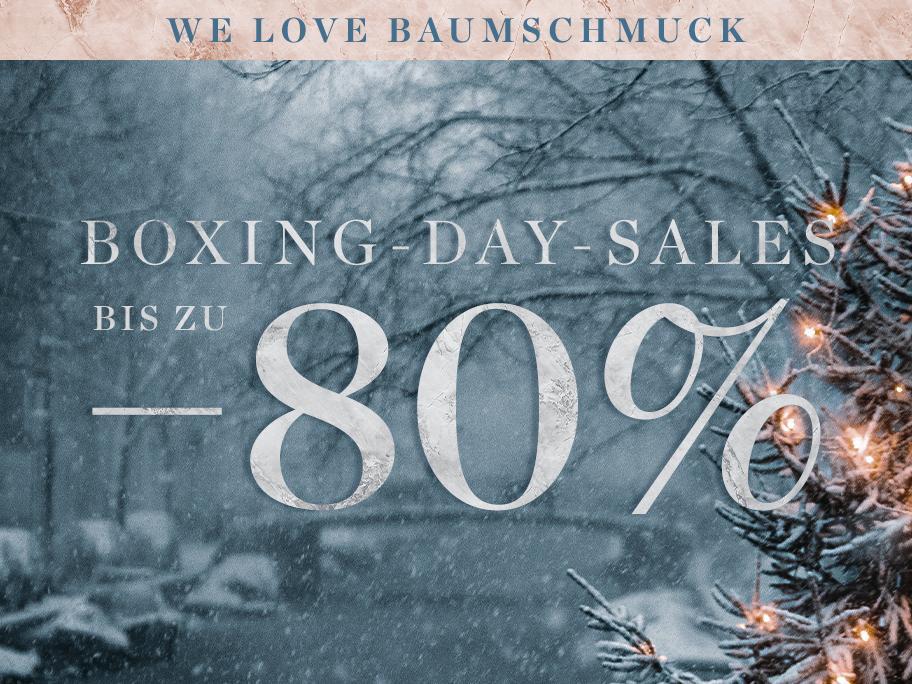 Unsere Baumschmuck-Deals