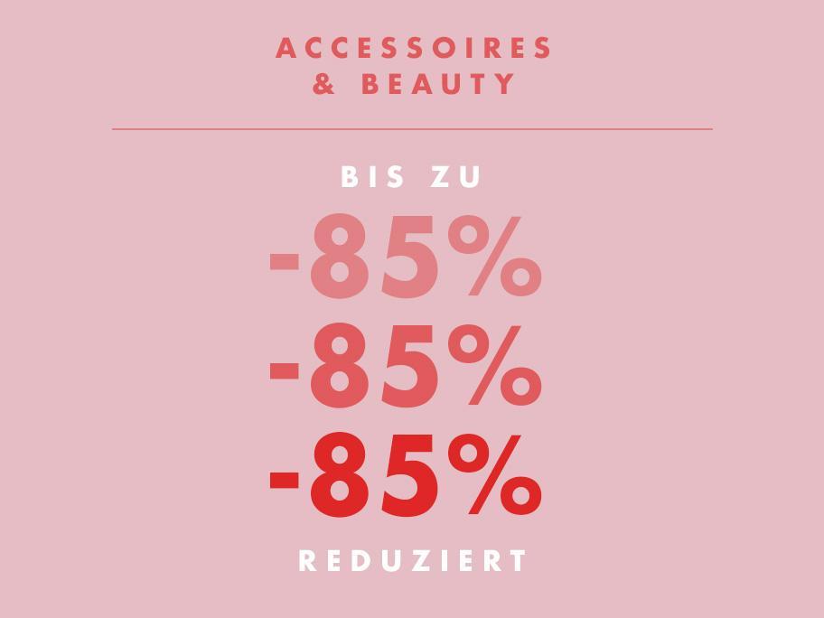Accessoires & Beauty